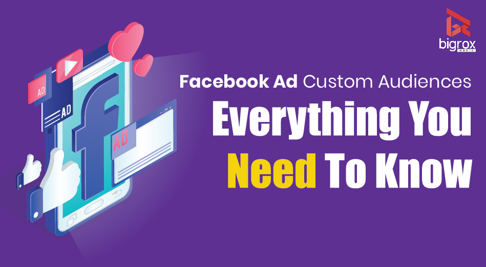 Facebook Ads Custom Audiences Bigroxmedia